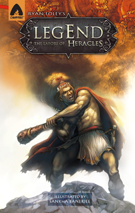 Legend: The Labours of Heracles