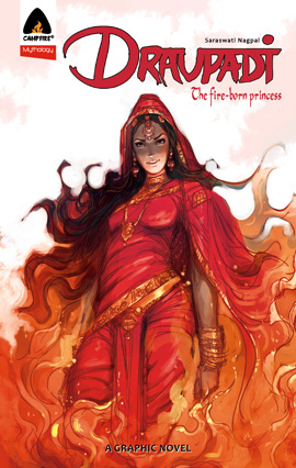 Draupadi: The Fire - Born Princess