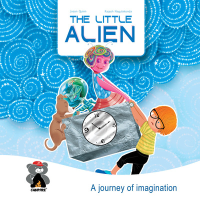 The Little Alien - A Journey Of Imagination
