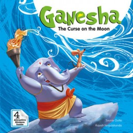 Ganesha - The Curse on the Moon