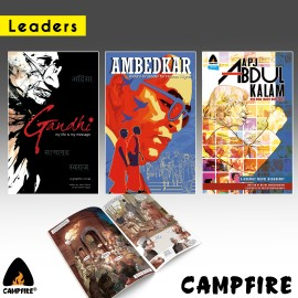 Leaders (Combo of 3 Books)