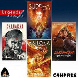 Legends (Combo of 4 Books)