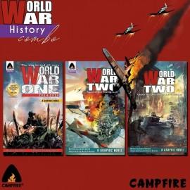 History (Combo of 3 Books)